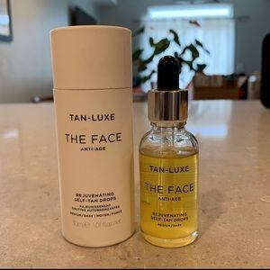 Tan-Luxe Face Anti-Age Self-Tan Drops